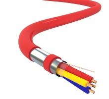 Огнестойкий безгалогенный кабель J-H(St)H…Bd 1x2x0,8