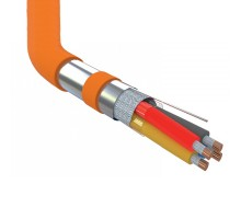 Огнестойкий безгалогенный кабель JE-H(St)H FE180/E90 2x2x0,8