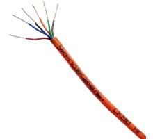 Огнеупорный сигнальный кабель СКВВнг-LS (ПСВВнг-LS) 6х0,4