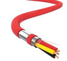 Огнеупорный ПВХ кабель J-Y(St)Y 2x2x0,8