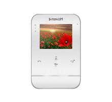 Видеодомофон Інтерком IM-01 White