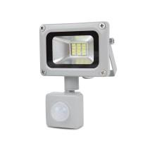 LED-прожектор Lightwell LW-10W-220PIR с датчиком движения