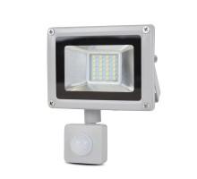 LED-прожектор Lightwell LW-20W-220PIR с датчиком движения