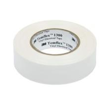 Изолента Temflex 1300 19 мм х 20 м белая