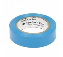 Изолента Temflex 1300 15 мм х 10 м синяя