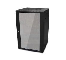 Шкаф серверный 18U WMA-6618 для сетевого оборудования