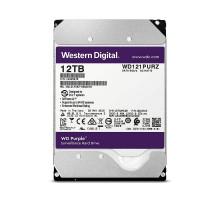 Жесткий диск 12TB Western Digital WD121PURZ для видеонаблюдения