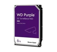 Жесткий диск 6TB Western Digital WD62PURZ для видеонаблюдения