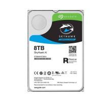 Жесткий диск 8TB Seagate SkyHawk ST8000VX004 для видеонаблюдения