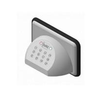 Кодовая клавиатура КД-04 (серебро)