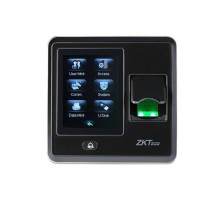 Биометрический терминал ZKTeco SF300 (ZLM60) black