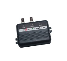Комплект усилителей Twist CPwA-L для передачи композитного видеосигнала по коаксиалу